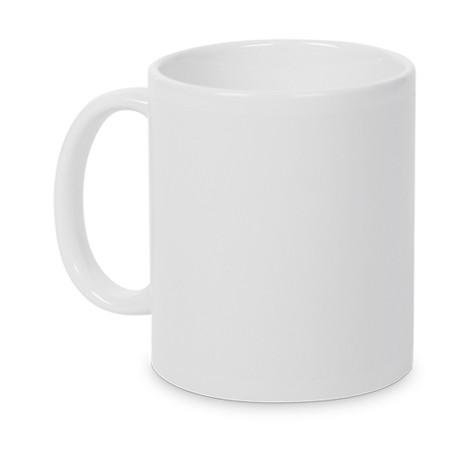 Tasse weiß